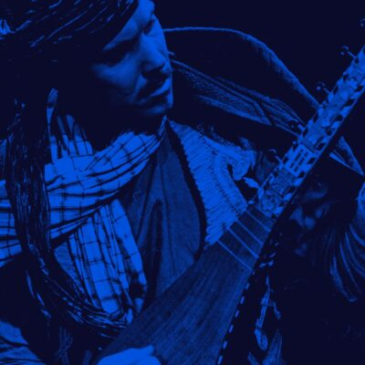 Ilustração de Sufi Saint Swinger