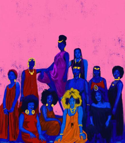 Funmilayo Afrobeat Orquestra por Kika Carvalho
