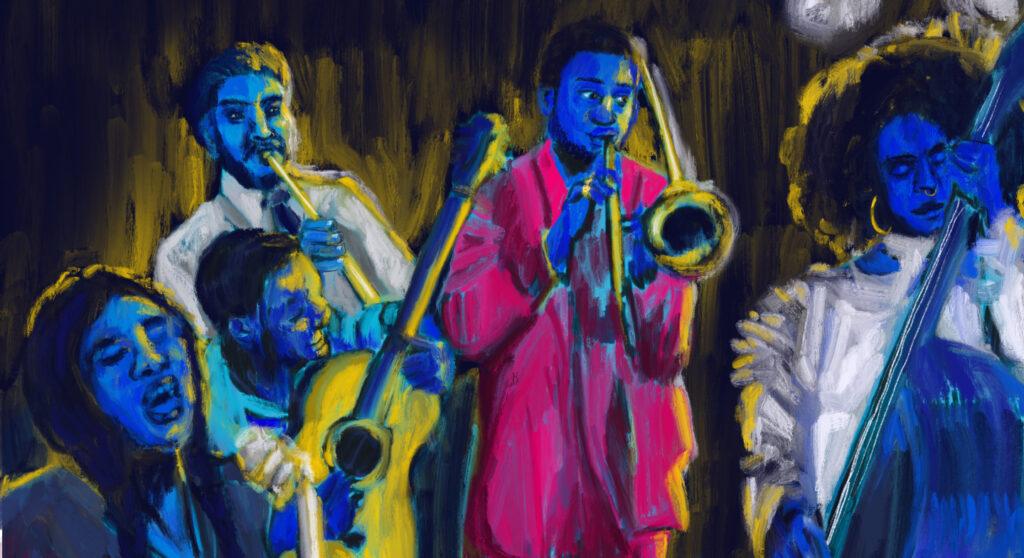 Sesc Jazz 2021 por Kika Carvalho