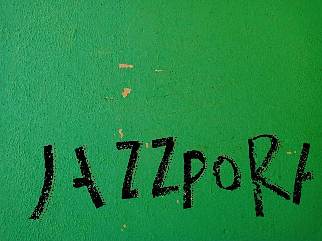 Jazzpora - poesia visual de Ricardo Aleixo